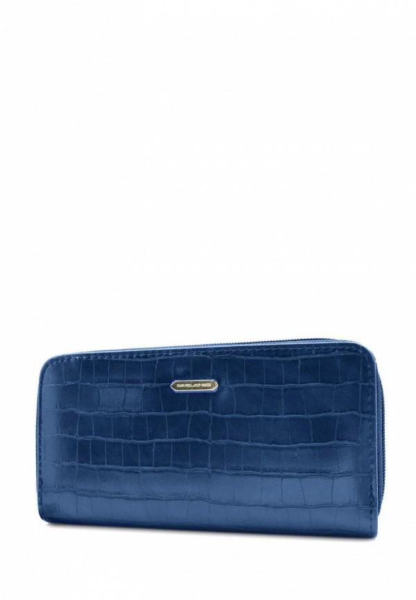 женский кошелёк david jones, синий