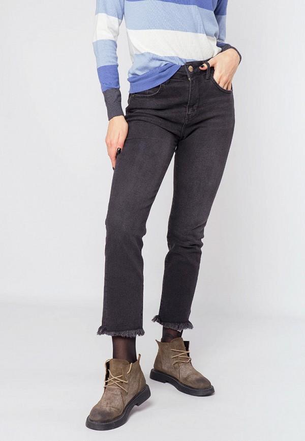 женские прямые джинсы mr520, серые