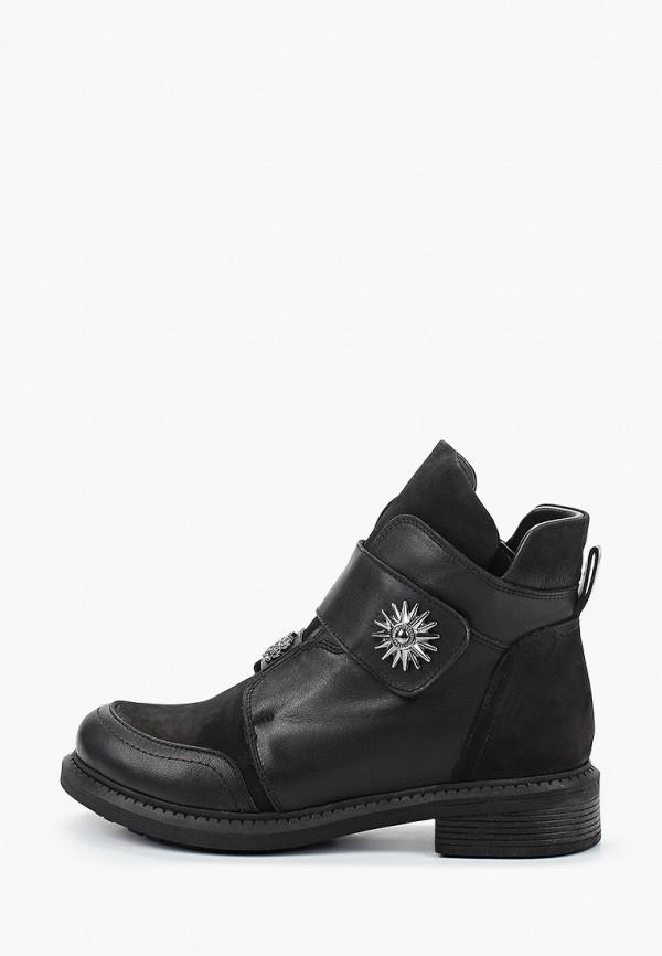 женские высокие ботинки stivalli, черные