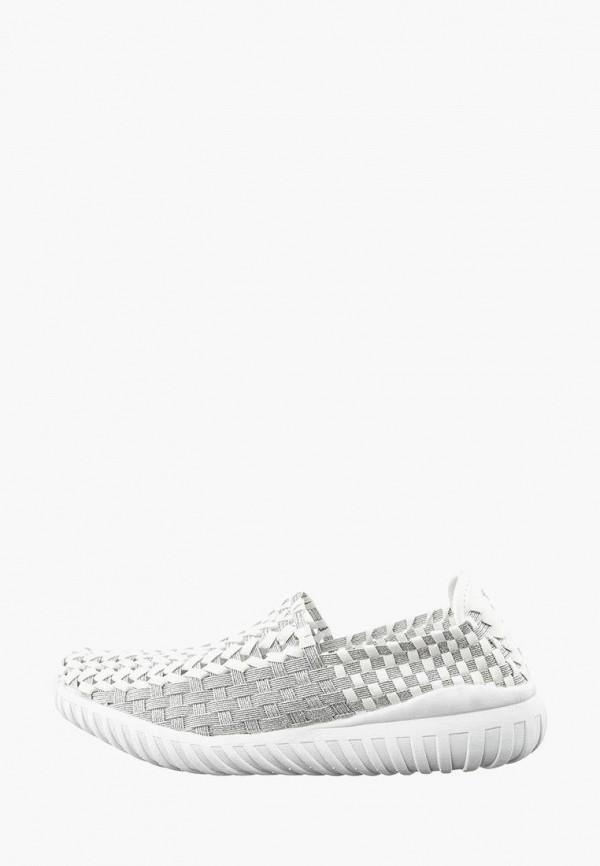 женские кроссовки woz, белые