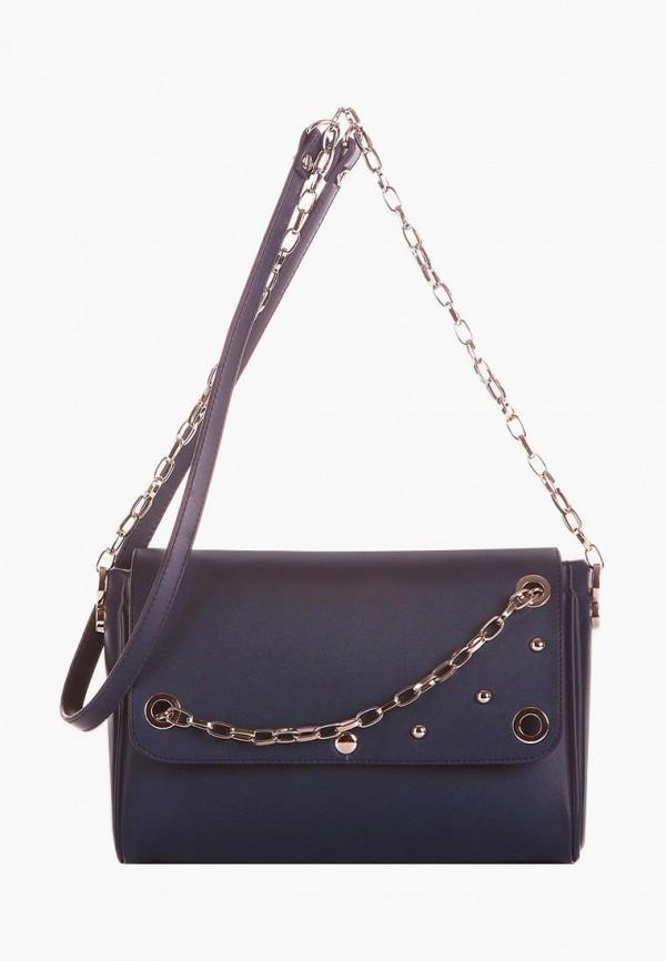 женская сумка alba soboni, синяя
