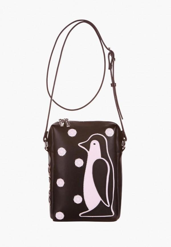 женская сумка alba soboni, черная