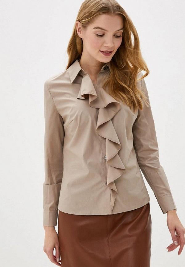 женская блузка gepur, бежевая