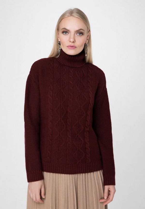 женский свитер sewel, коричневый