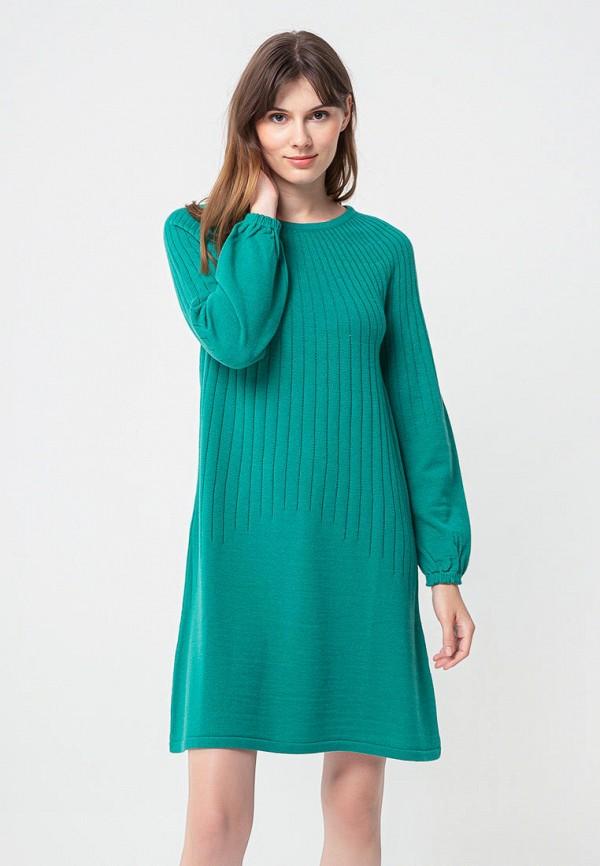 женское повседневные платье bgn, зеленое
