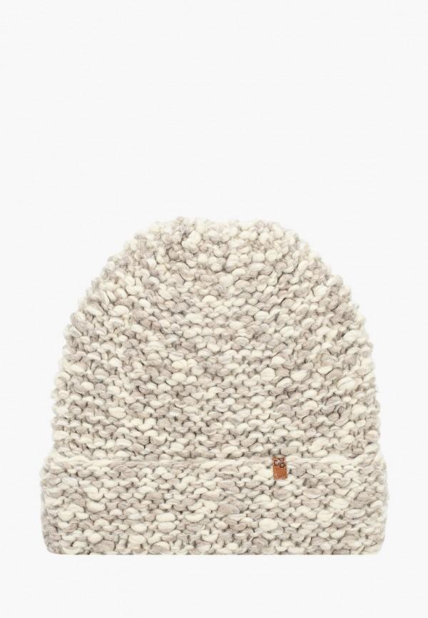женская шапка sava mari, бежевая
