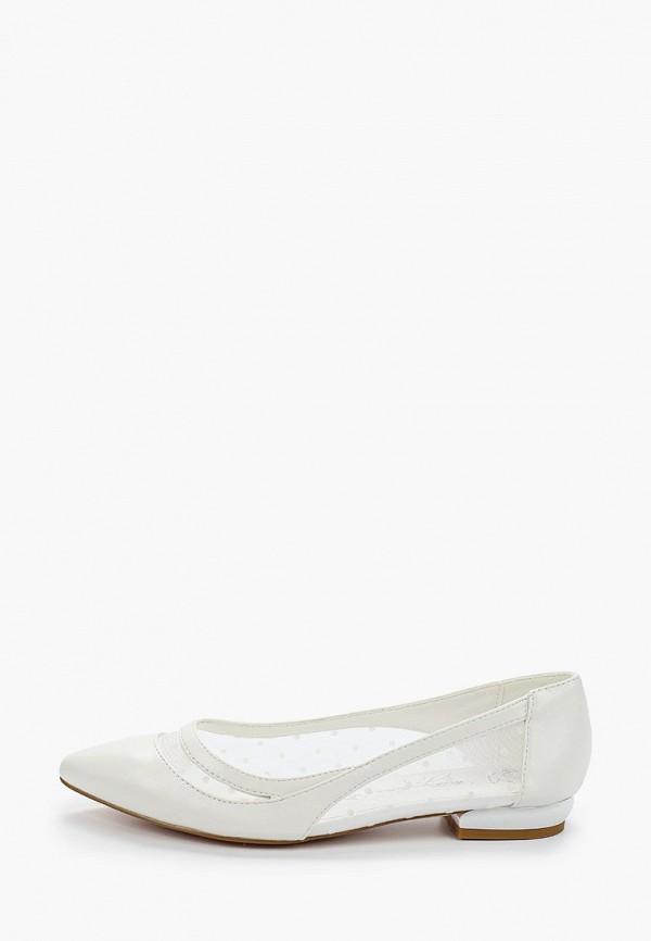 женские туфли betsy, белые