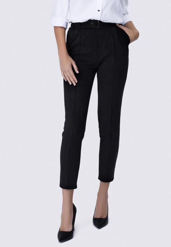 женские повседневные брюки anushka by anna pavlova, черные