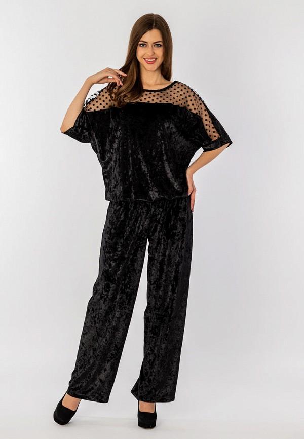 женский костюм s&a style, черный