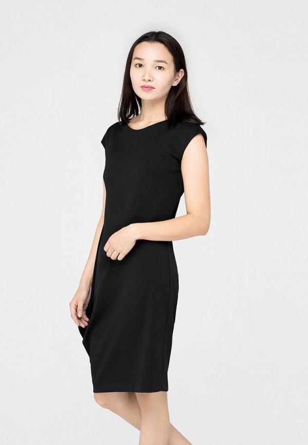 женское повседневные платье omero, черное