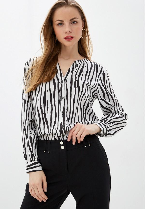 женская блузка с длинным рукавом buono, разноцветная