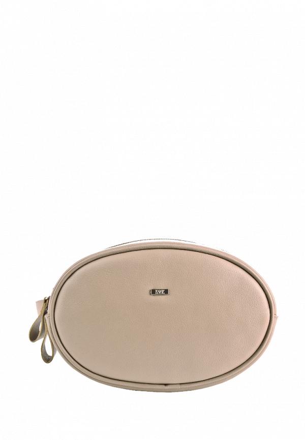 женская поясные сумка esse, бежевая