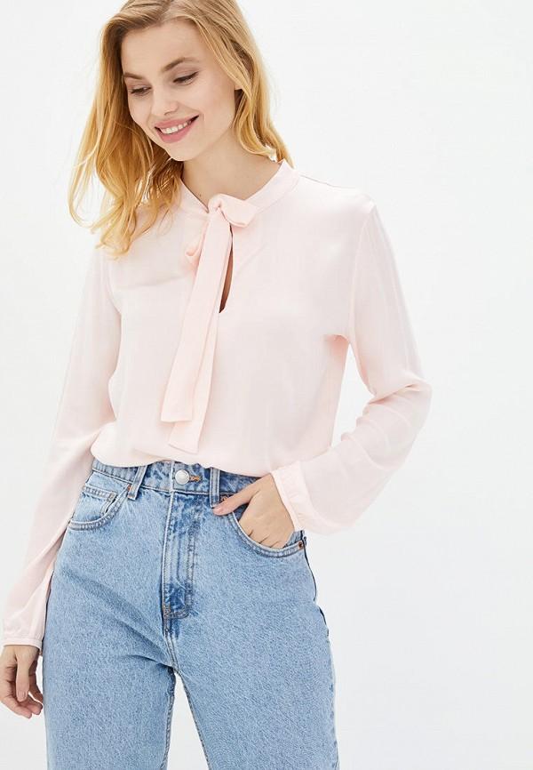 женская блузка arefeva, розовая
