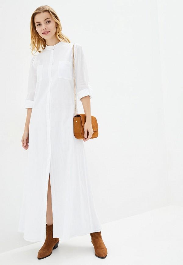 женское платье arefeva, белое