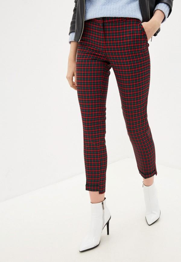 женские повседневные брюки d'lys, красные
