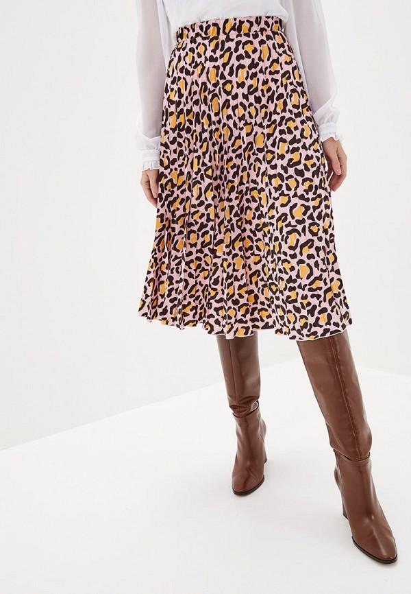 женская юбка jhiva, разноцветная