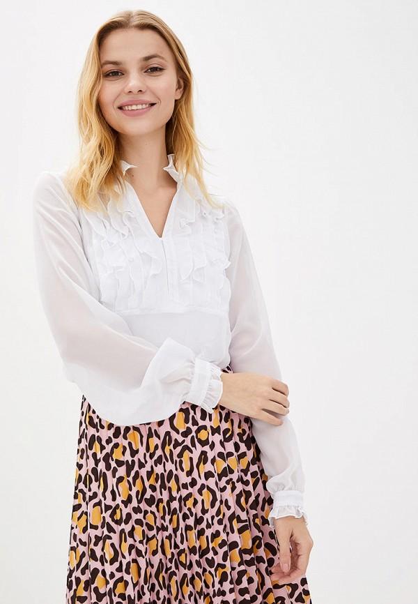 женская блузка jhiva, белая
