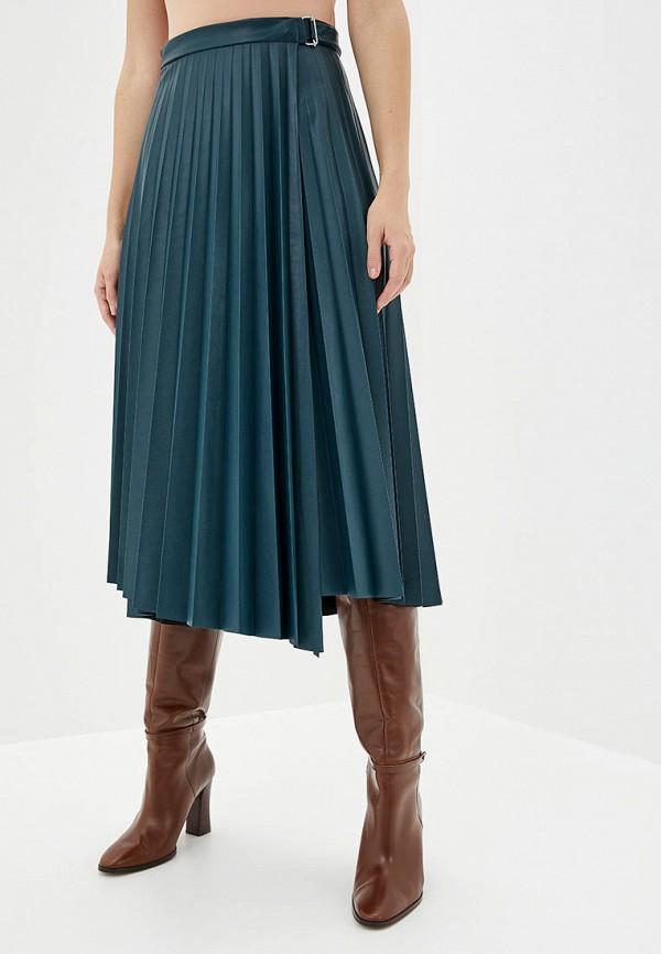 женская юбка jhiva, синяя