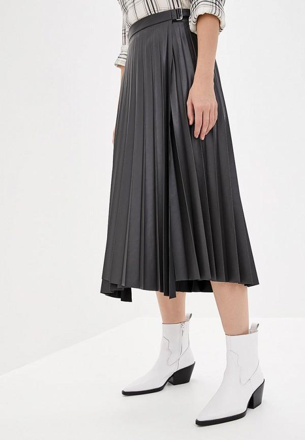 женская юбка jhiva, серая
