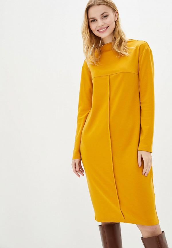 женское платье jhiva, желтое