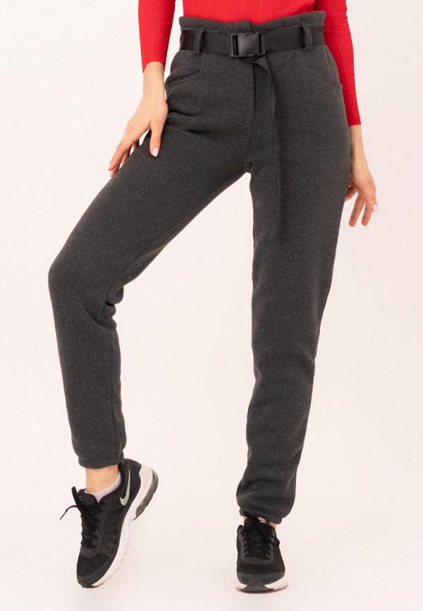 женские брюки magnet, серые