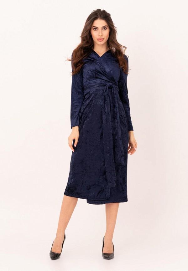 женское вечерние платье magnet, синее