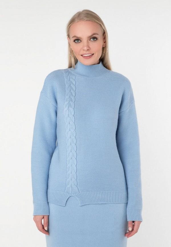 женский свитер sewel, голубой