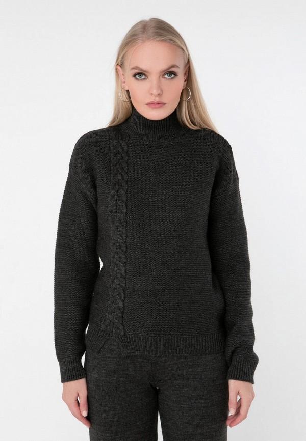 женский свитер sewel, серый