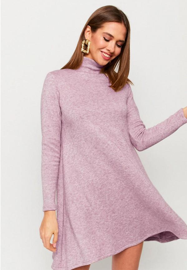 женское платье karree, розовое