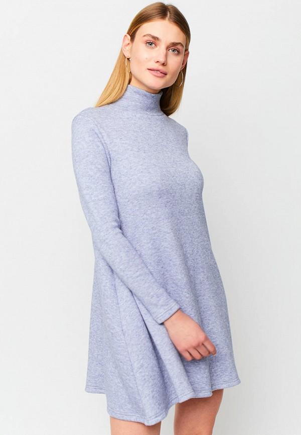 женское платье karree, голубое
