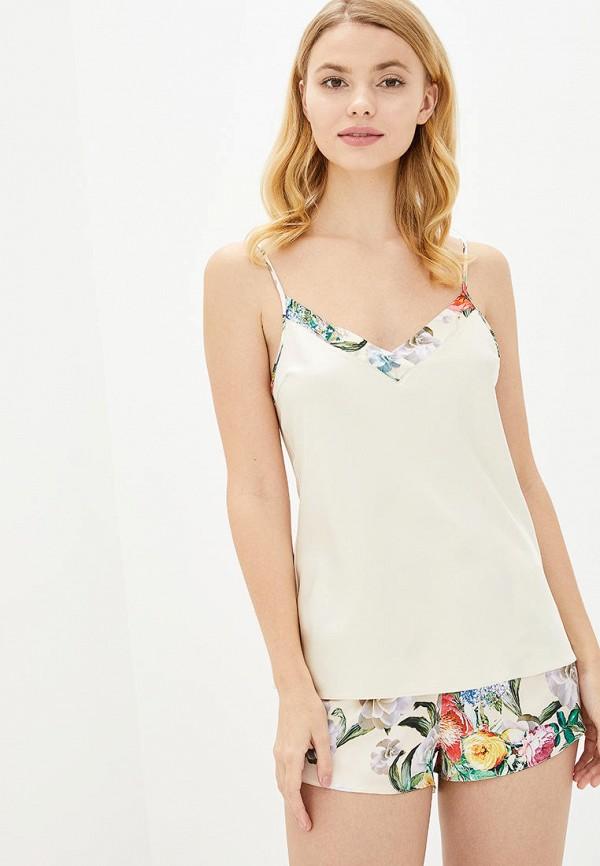 женская пижама komilfo, белая