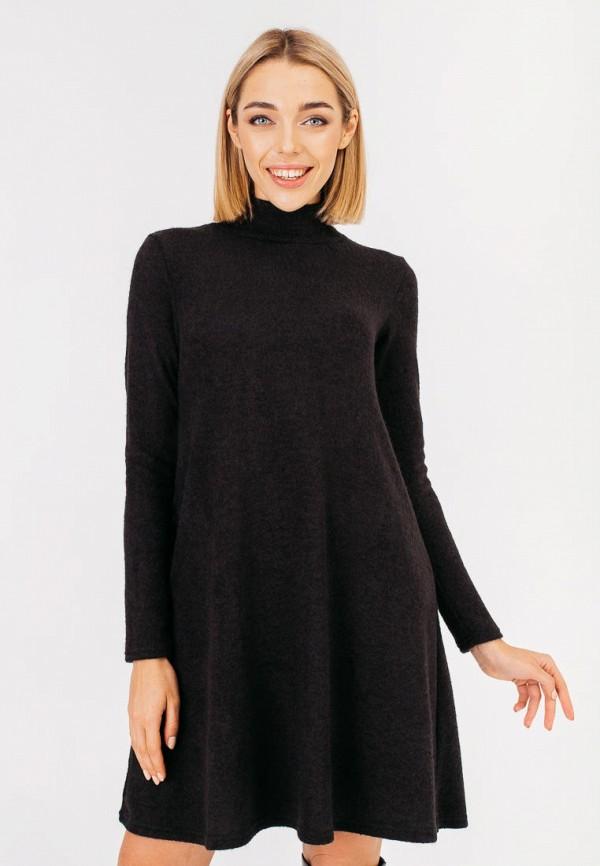 женское платье bessa, черное