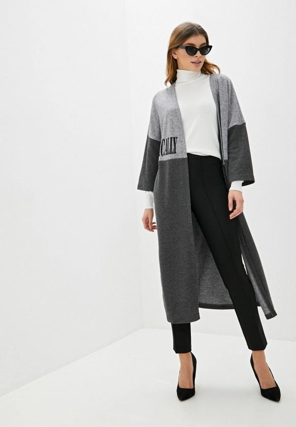 Фото 2 - Женские брюки Arianna Afari черного цвета