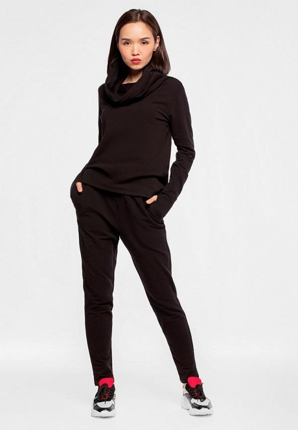 женский спортивный костюм anna anna, черный