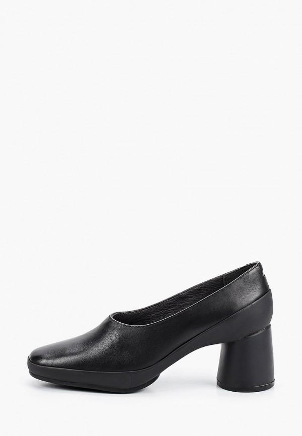 женские туфли с закрытым носом camper, черные