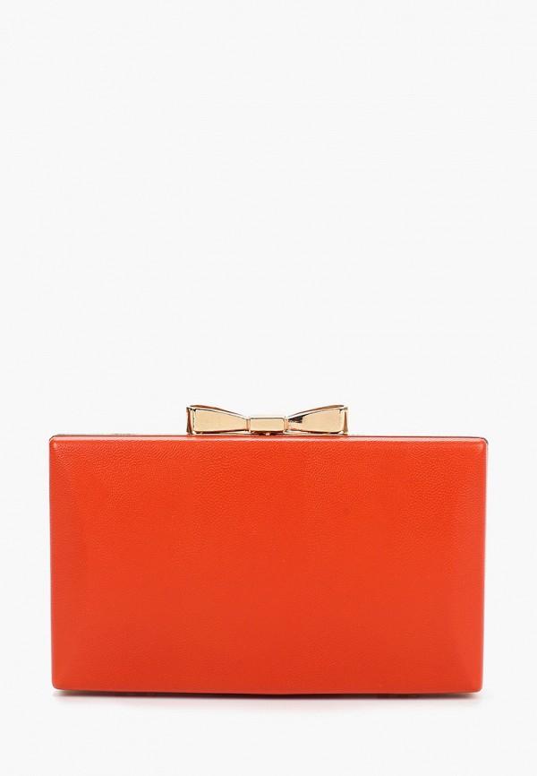женский клатч flioraj, оранжевый