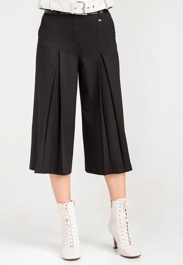 женские брюки das, черные
