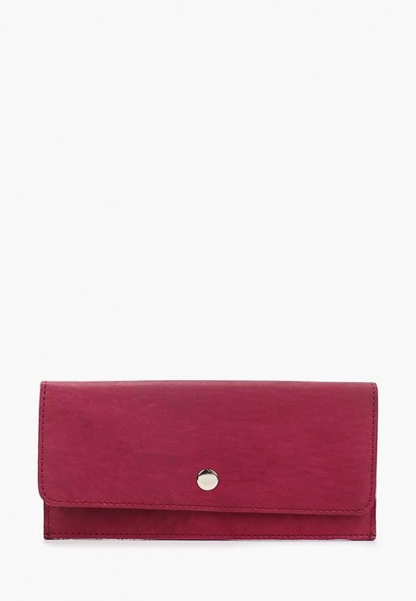 женский кошелёк duffy, бордовый