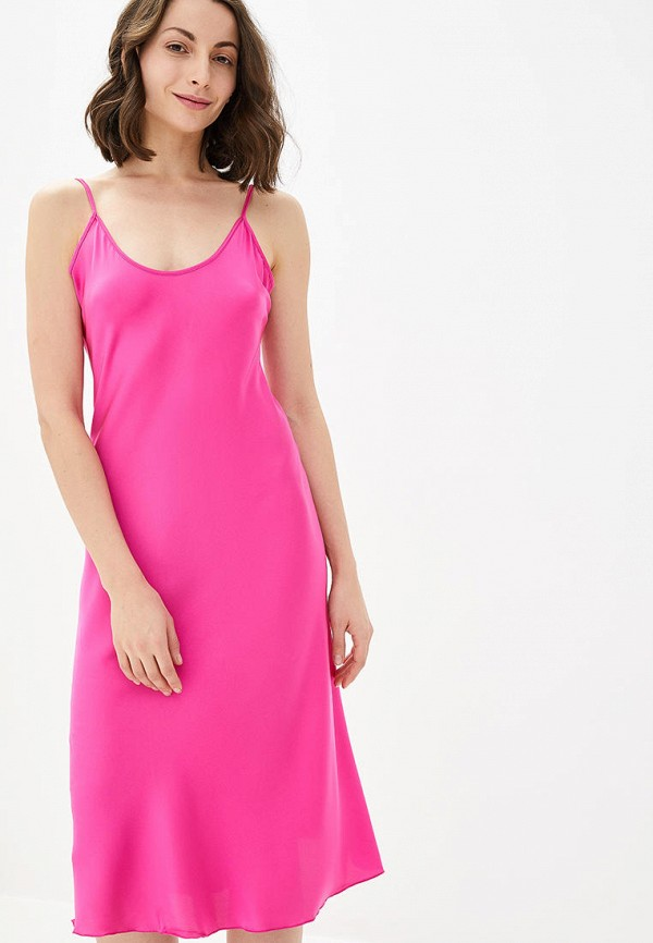 женские сорочка ночная german volf, розовые