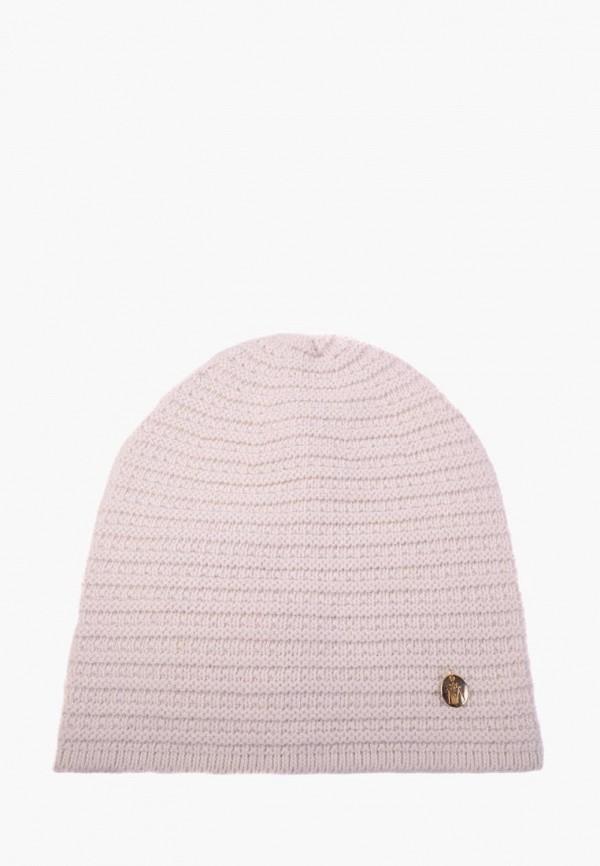 женская шапка mira adriana, белая