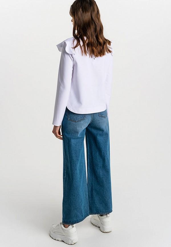 Фото 2 - Женскую блузку Befree белого цвета