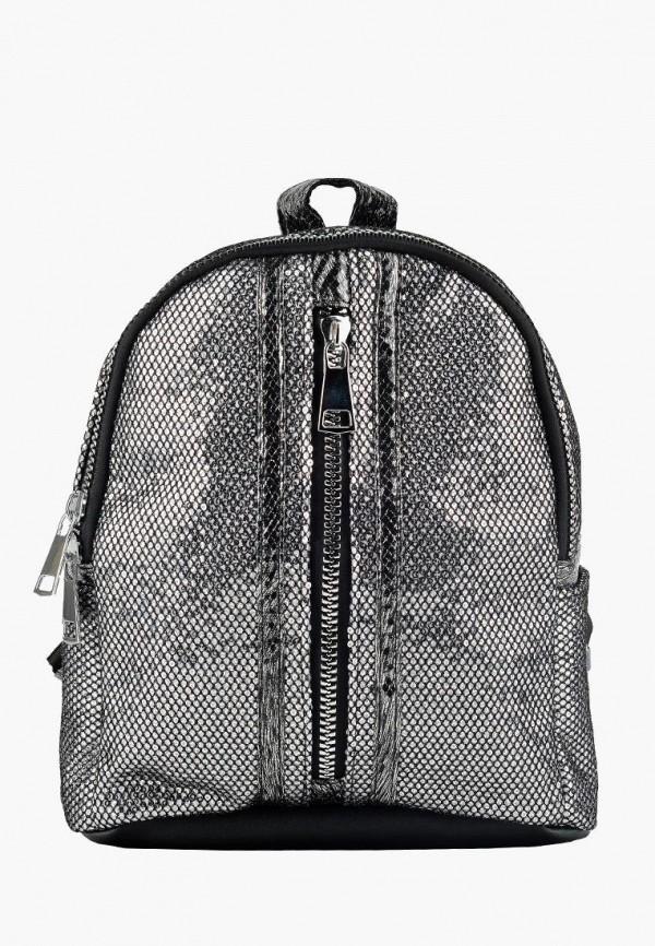 женский рюкзак dda, серебряный
