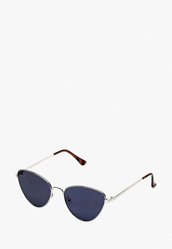 женские солнцезащитные очки fashionlab, синие