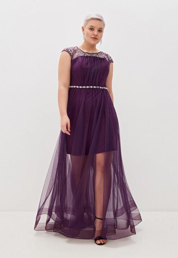 Платье Milomoor Фиолетовый