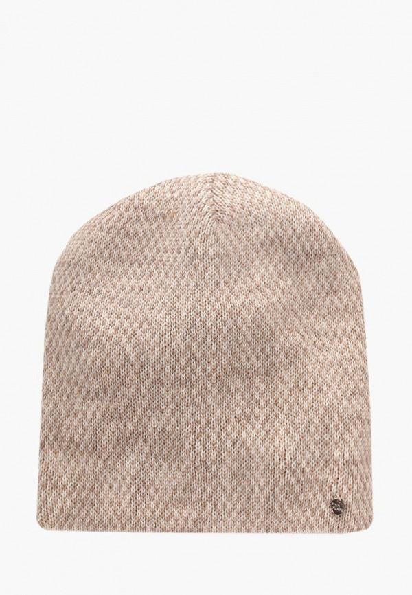женская шапка finn flare, бежевая