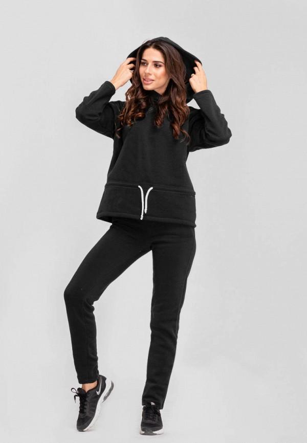 женский спортивный костюм magnet, черный