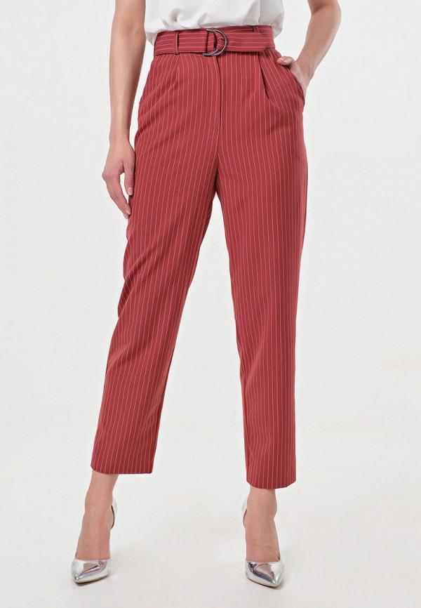 женские повседневные брюки fly, красные