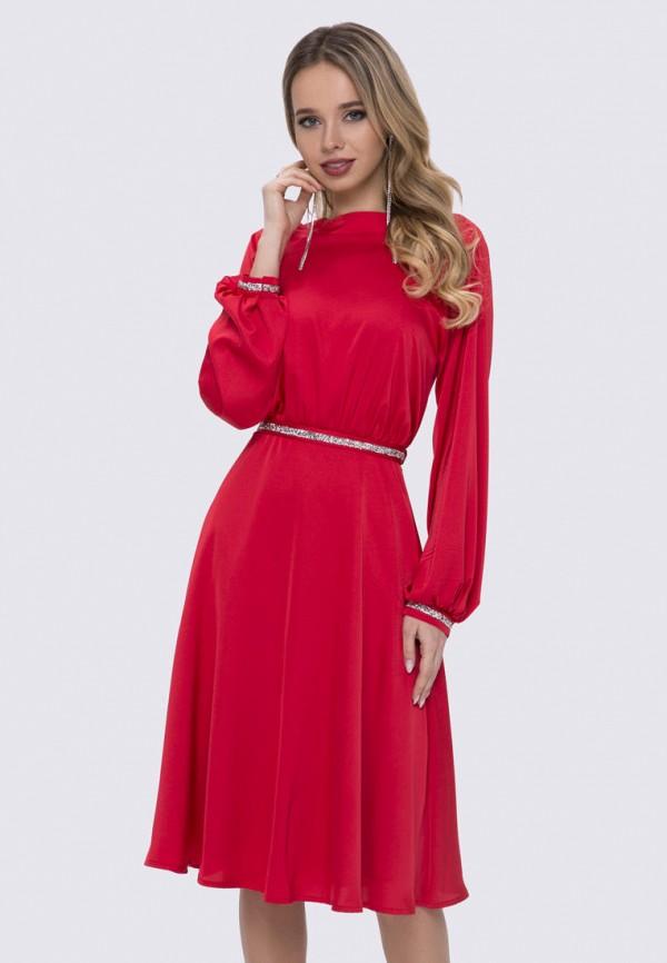 женское вечерние платье anushka by anna pavlova, красное