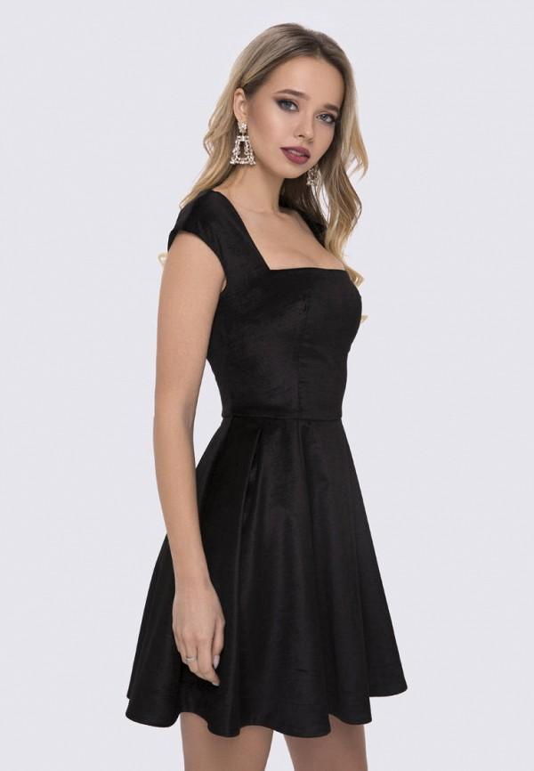 женское вечерние платье anushka by anna pavlova, черное