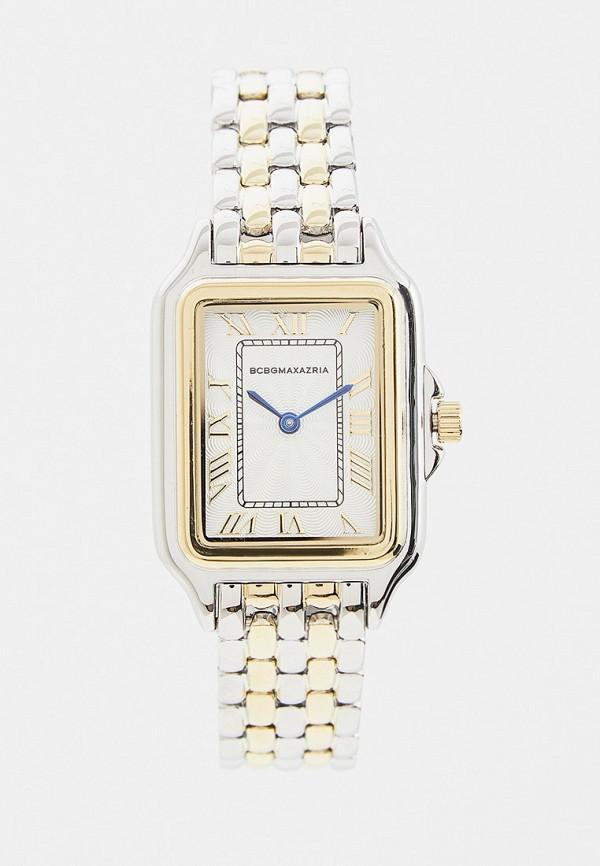 женские часы bcbgmaxazria, серебряные